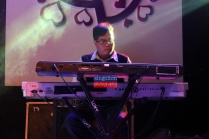 Cahyo - guest keyboard player