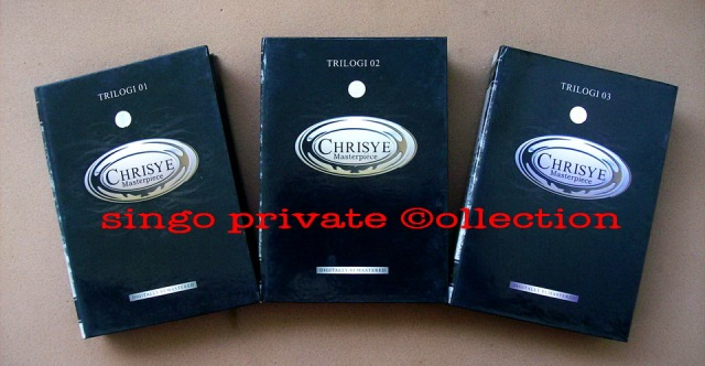 Chrisye album box set wm