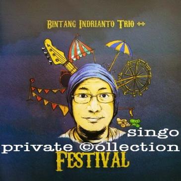 Bintang Indrianto Trio++ - 2015 Festival 3 wm