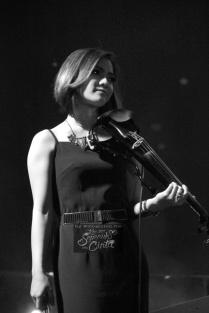 additional violinist untuk CND di Konser Sepenuh Cinta, 12 Desember 2015